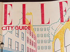 ELLE CITY GUIDE - JUIN 2016